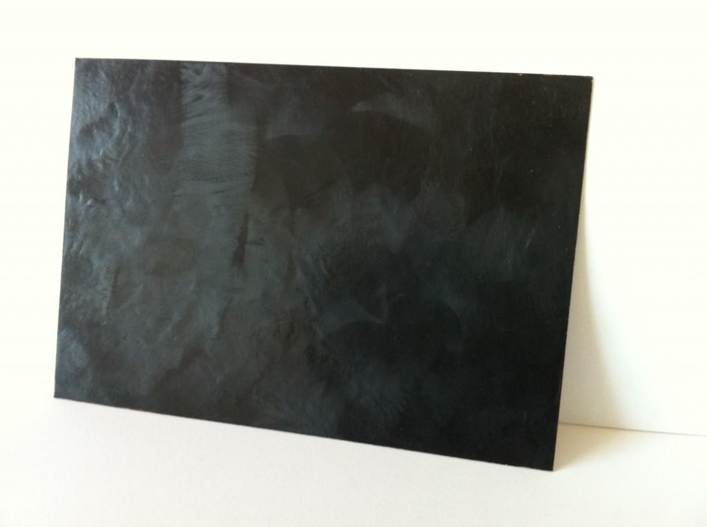 Peau de Geste tactile, 2019, pastel sur carton, dimension variable