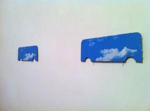 Vincent Vallade un petit bout de ciel bleu